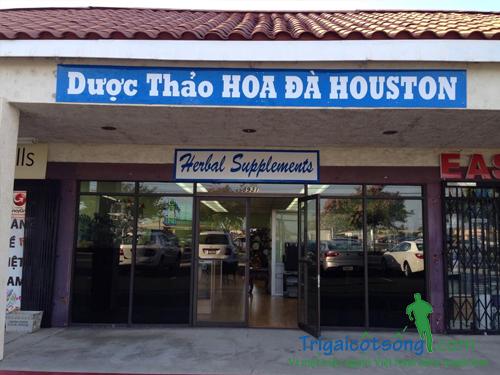 Hỉnh ảnh về nhà thuốc Hoa Đà tại Mỹ